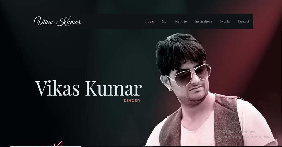 Profile website designing Company in Delhi