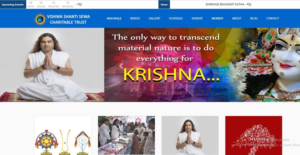 NGO   Trust Website Designing