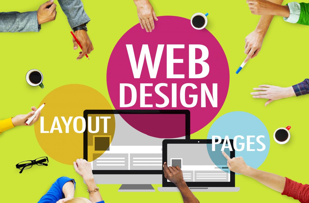 website designing company in South Delhi